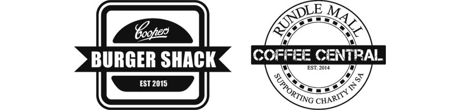 Coopers Burger Shack and Coffee Central Logo